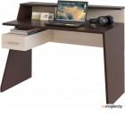 Сокол-Мебель КСТ-108 (венге/беленый дуб)