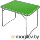 Стол складной Ника ССТ-4 (зеленый)