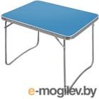Стол складной Ника ССТ-4 (голубой)