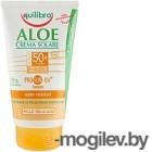 Крем солцезащитный Equilibra Aloe с комплексом Prosun-UV SPF50+ (150мл)