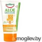 Крем солцезащитный Equilibra Aloe с комплексом Prosun-UV SPF30 (150мл)