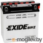 Мотоаккумулятор Exide 12N9-3B (9 А/ч)