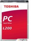 Жесткий диск Toshiba Sata-III 2TB L200 (HDWL120UZSVA)