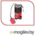 Насос ЗУБР НПГ-М1-400  мастер м1 погружной дренажный для грязной воды d частиц до 35мм 400Вт 125л/м