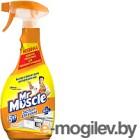 Чистящее средство для кухни Mr. Muscle Эксперт для Кухни. Свежесть лимона (500мл)