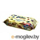 Влажные салфетки Skippy Eco (72шт)