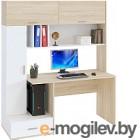 Сокол-Мебель КСТ-17 (дуб сонома/белый)
