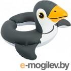 Круг для плавания Intex Животные 59220 (пингвин)