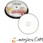 DVD-R [ 10 шт. туба ] Mirex 16x /4,7Gb/ - Printable