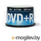 DVD R [ 50 шт. туба ] Data Standart 16x /4,7Gb/