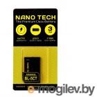 аккумуляторы Аккумулятор Nano Tech для Nokia 5220/5630/6303 BL-5CT 1050mAh