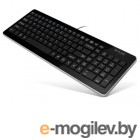 Keyboard DELUX DLK-1500U black