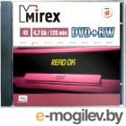 DVD RW Mirex 4x /4,7Gb/ Slim UL130022A4S