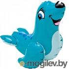 Надувная игрушка для плавания Intex Надуй и играй 58590 (тюлень)