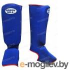Защита голень-стопа Green Hill SIC-6131 (M, синий)