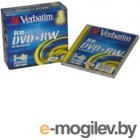 Mini DVD RW Verbatim 1,4Gb Jewel 43565/4