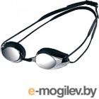 Очки для плавания ARENA Tracks Mirror 92370 55 (Black/Smoke/Silver black)