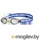 Очки для плавания ARENA Tracks 92341 31 (White/Clear/Blue)