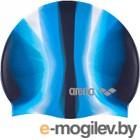 Шапочка для плавания ARENA POP ART 91659 24 (Pop blue/Navy)