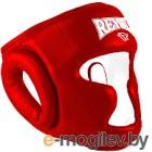 Боксерский шлем Reyvel RV-301 (L, красный)