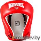 Боксерский шлем Reyvel RV-302 (M, красный)