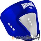 Боксерский шлем Reyvel Rv-302 (M, синий)