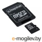 Kingston SDC4/32GB microSDHC 32Gb Class 4   SD Adapter