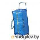 ФРАКТА, Тележка с сумкой, синий