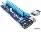 PCI-E Riser / SATA / eSATA / IDE / MOLEX Адаптер Gembird RC-PCIEX-01