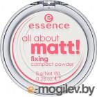 Пудра компактная Essence All About Matt! Fixing (8г)