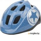 Защитный шлем Polisport Jeans 52/56 (S, синий/белый)