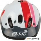 Защитный шлем Polisport Guppy 44/48 (XXS, розовый/белый)