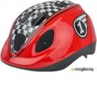 Защитный шлем Polisport Race 46/53 (XS, красный/черный)