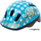 Защитный шлем Polisport Elephant 44/48 (XXS, белый/синий)