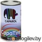 Колеровочная паста Caparol CX CapaTint Nr 02 Oxidschwarz (1л, окисно-черный)