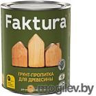 Пропитка для дерева Ярославские краски Faktura для древесины (0.7л, бесцветный)