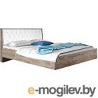 Двуспальная кровать Мебель-КМК Риксос 1600 0644.10