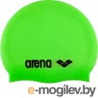 Шапочка для плавания ARENA Classic Silicone Cap 91662 65 (Acid lime/Black)