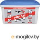 Гидроизоляция Sopro FDF 525 (3кг)