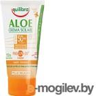 Крем солнцезащитный Equilibra Aloe с комплексом Prosun-UV SPF50+ (75мл)