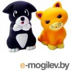 Игрушки для купания Играем вместе Щенок и кот LXB162199