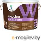 Пропитка для дерева Teknos Woodex Aqua Classic B3 (9л)