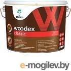 Пропитка для дерева Teknos Woodex Classic B3 (2.7л)