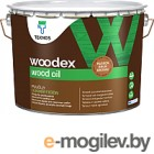 Teknos Woodex Wood Oil (2.7л, коричневый)