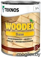 Грунтовка Teknos Woodex Base для древесины (1л)