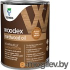 Teknos Woodex Hard Wood Oil (0.5л, коричневый)