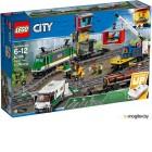 Конструктор Lego City Товарный поезд 60198