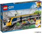Конструктор электромеханический Lego City Пассажирский поезд 60197