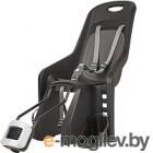 Детское велокресло Polisport Bubbly Maxi+ FF 29 (черный/темно-серый)