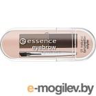 Тени для бровей Essence Eyebrow Stylist Set компактные тон 01 (2г)